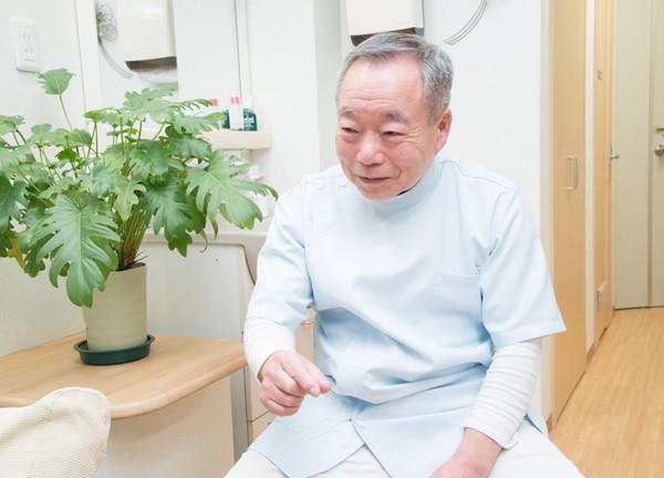 禄山鍼灸治療院のメインビジュアル