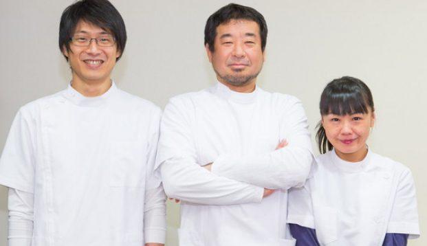 玄武堂田中鍼灸整骨院のメインビジュアル