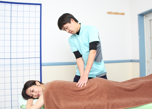 あかつき鍼灸整骨院のメインビジュアル