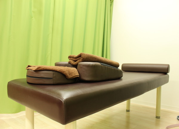 美容鍼・鍼灸接骨院 FAVORの内観画像