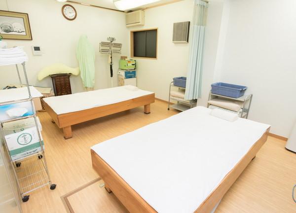 禄山鍼灸治療院の内観画像