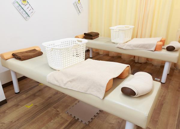 町田シバヒロ接骨院の内観画像