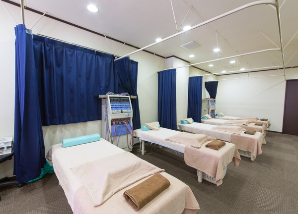 玄武堂田中鍼灸整骨院の内観画像