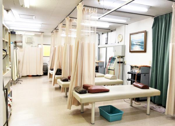 ナマムギ接骨院の内観画像