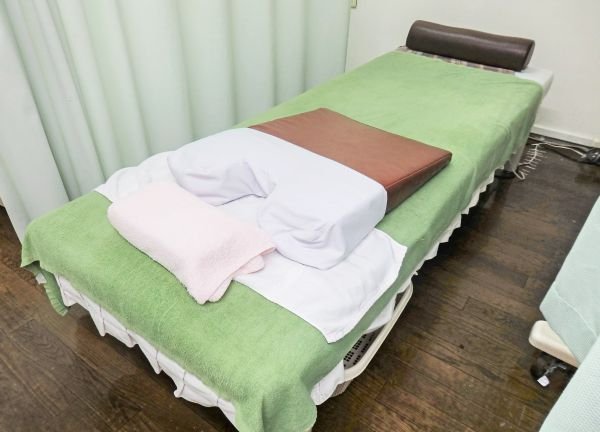 中津極み鍼灸整骨院の内観画像
