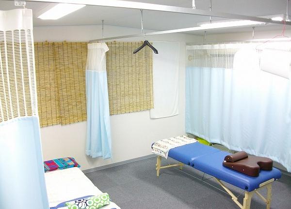 阪口治療院の内観画像