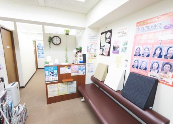 ひだまり鍼灸院整骨院の待合室画像