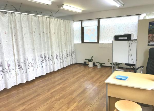 藤沢北口整体院の施術室風景