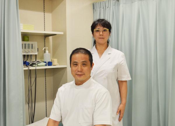 三ツ石鍼灸整骨院の先生