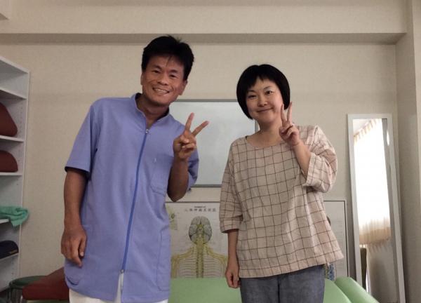 大阪京橋ひかり整体院の先生