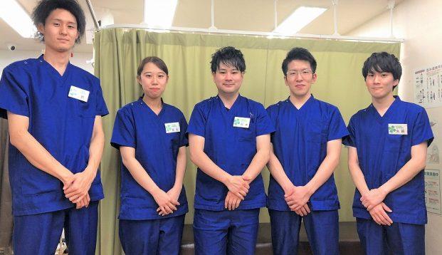 大泉名倉堂鍼灸整骨院の集合写真