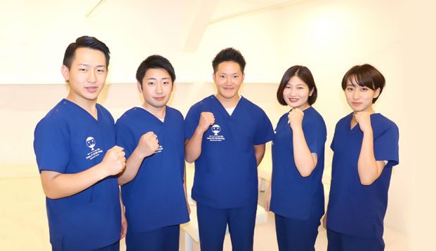神田鍼灸整骨院3号店司町院のメインビジュアル