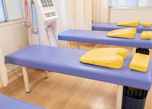 神田鍼灸整骨院3号店司町院の内観画像