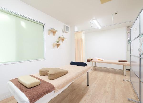 YUNA鍼灸接骨院の内観画像