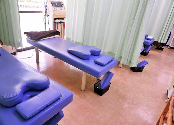 癒し手整骨院の内観画像