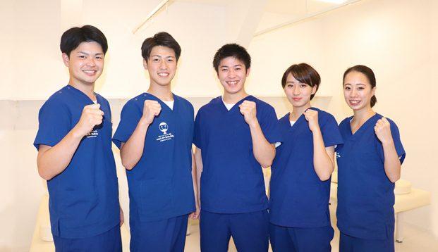 神田鍼灸整骨院2号店のメインビジュアル