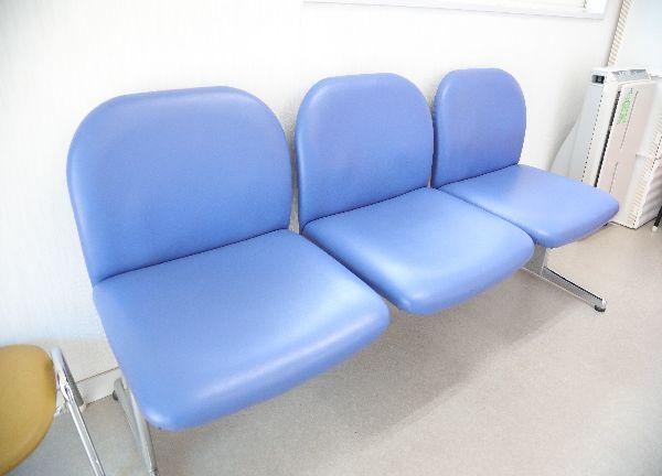 かおる鍼灸整骨院の待合室画像