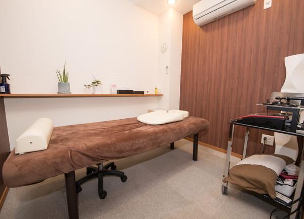 絆鍼灸整骨院 施術スペース