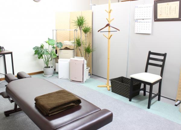 整体治療室 CORAIL 施術室