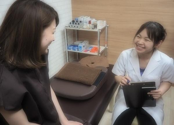 美容鍼・鍼灸接骨院 FAVOR カウンセリング