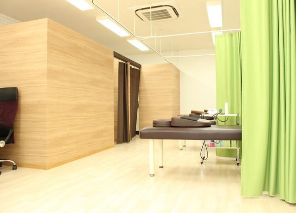美容鍼・鍼灸接骨院 FAVOR 施術室