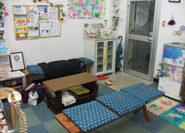 KCSセンター 枚方院 待合室