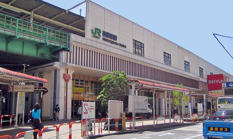 西荻窪駅 アイキャッチ