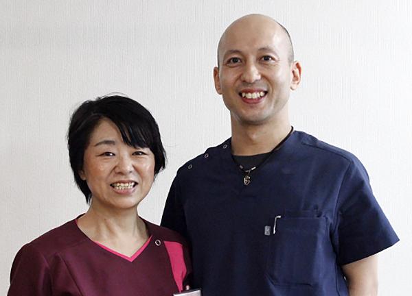 中医Therapy FiveG ~かたおか鍼灸整骨院~ 先生