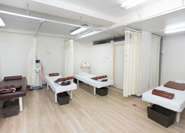 リプル高田鍼灸整骨院 室内