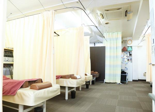 きざき鍼灸整骨院 室内