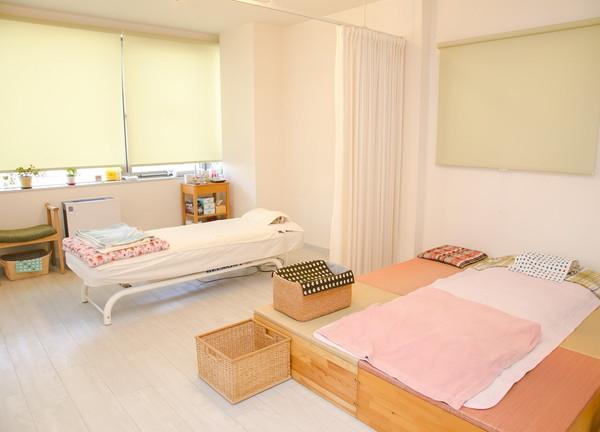 京都鍼灸きっこうどう 施術室