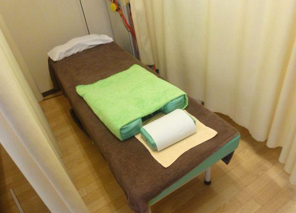 けやき鍼灸整骨院 室内