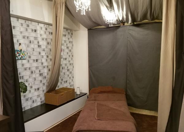 ラボーテ鍼灸整骨院 室内