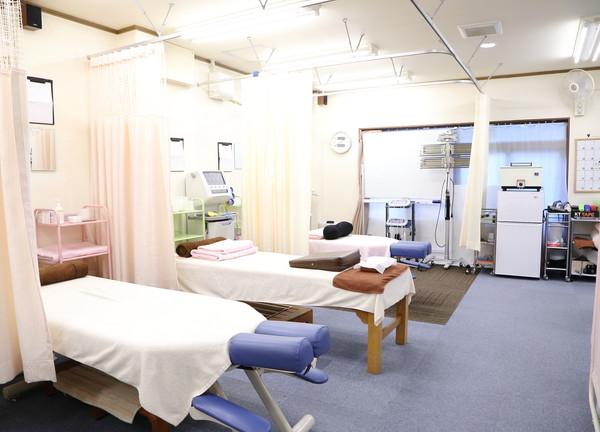 みつわ鍼灸接骨院 室内