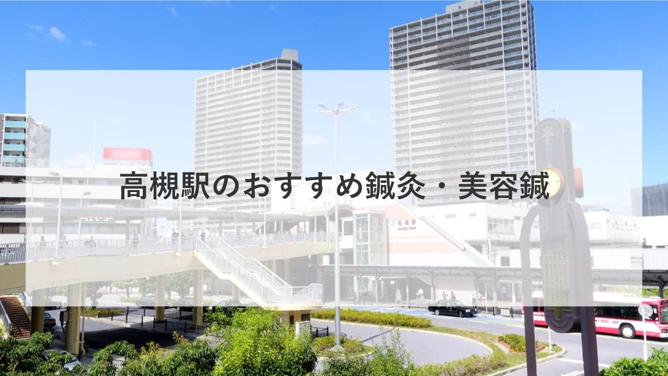 高槻駅周辺でおすすめ鍼灸・美容鍼6選!口コミで評判が良い!のMV画像