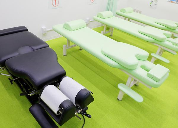 野本鍼灸整骨院 戸越院の内観画像