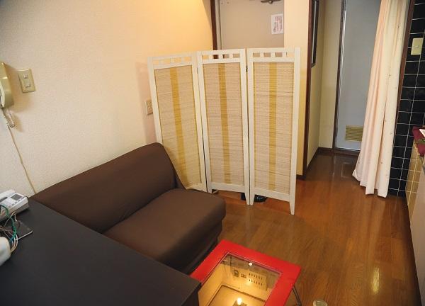 吉祥寺手技療法院の待合室画像