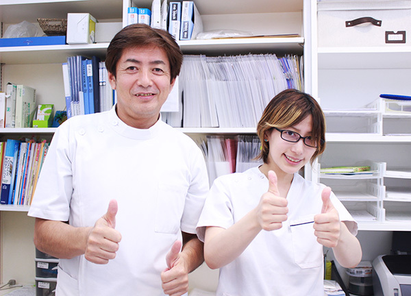 町田らくらく鍼灸整骨院のメインビジュアル