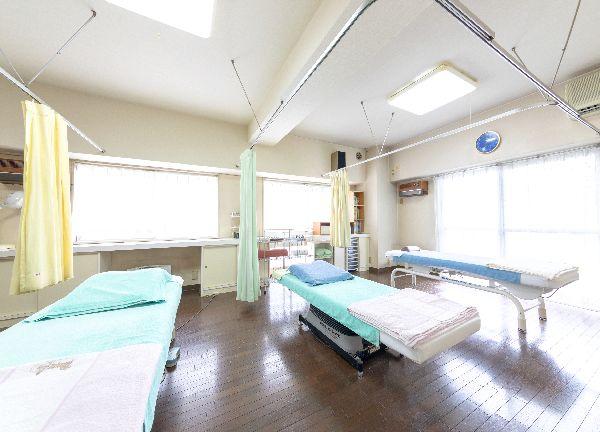 梅沢鍼灸院の内観画像