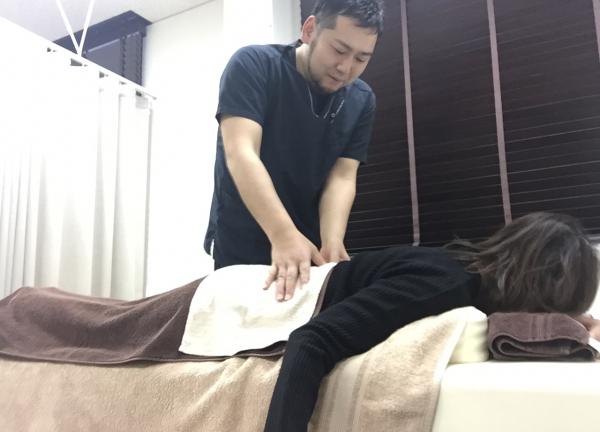 ゆずりは鍼灸整骨院のメインビジュアル