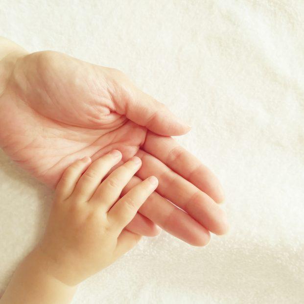 赤ちゃん 腱鞘炎
