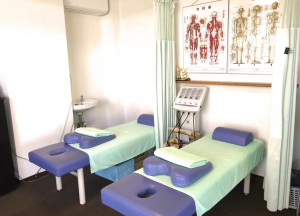 だいこく鍼灸マッサージ院の内観画像