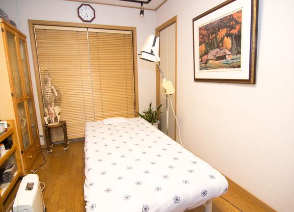 東洋治療センター滝鍼灸院の内観画像