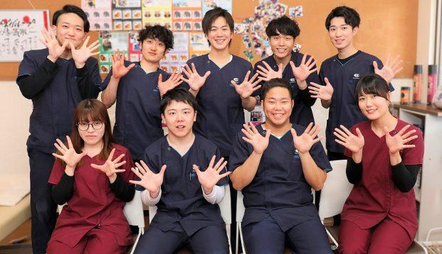 ローズの花 鍼灸・整骨院 竹ノ塚駅西口店のメインビジュアル