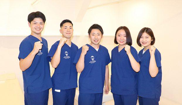 まつなが鍼灸整骨院 本院のメインビジュアル