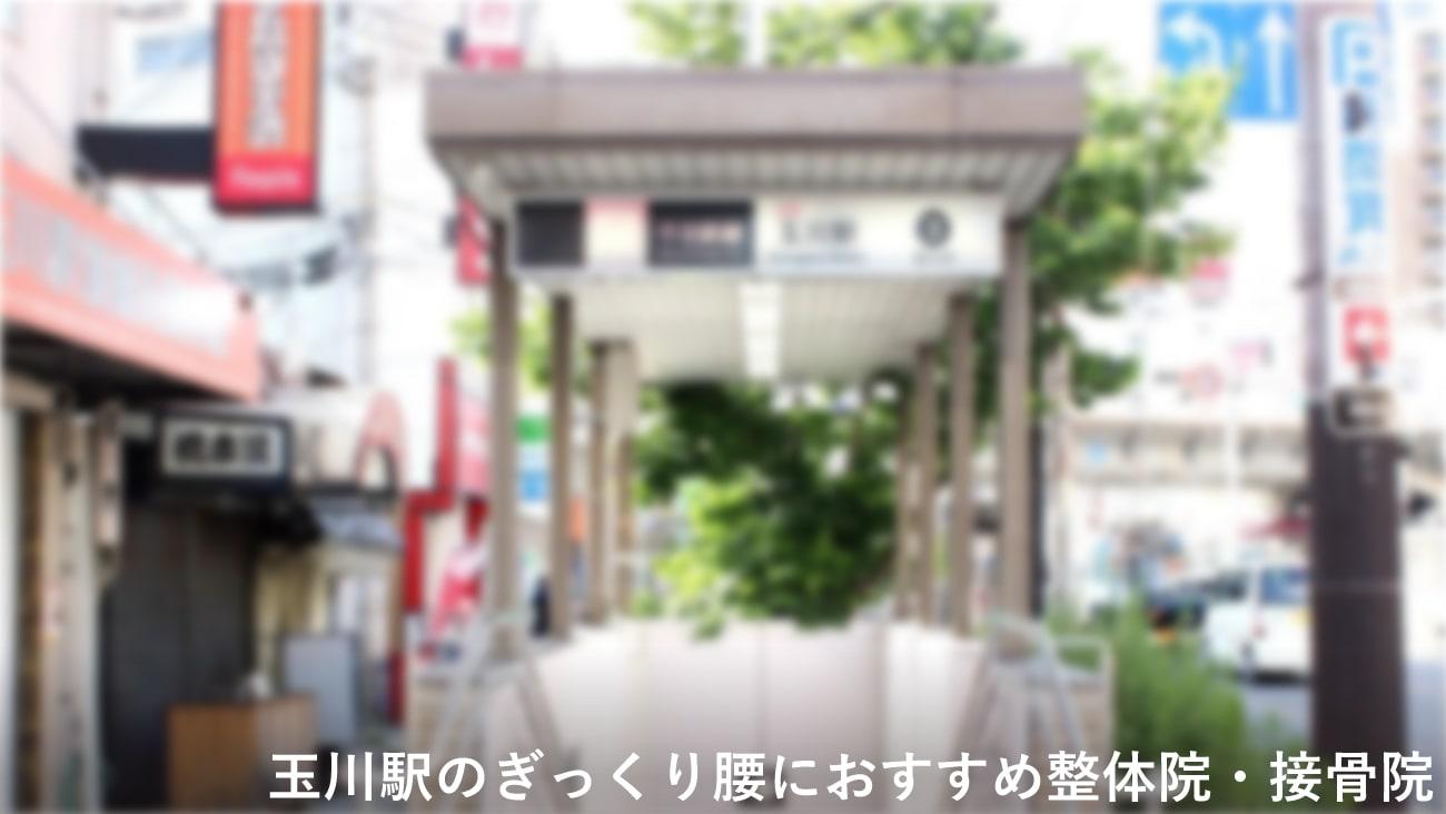 【玉川駅(大阪府)】周辺でぎっくり腰におすすめの整体院・接骨院2選!のMV画像