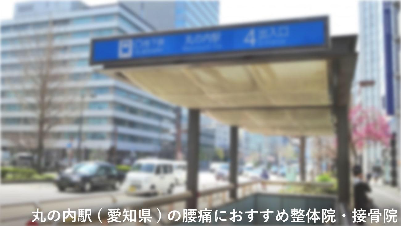 【丸の内駅(愛知県)】周辺で腰痛におすすめの整体院・接骨院2選!のMV画像