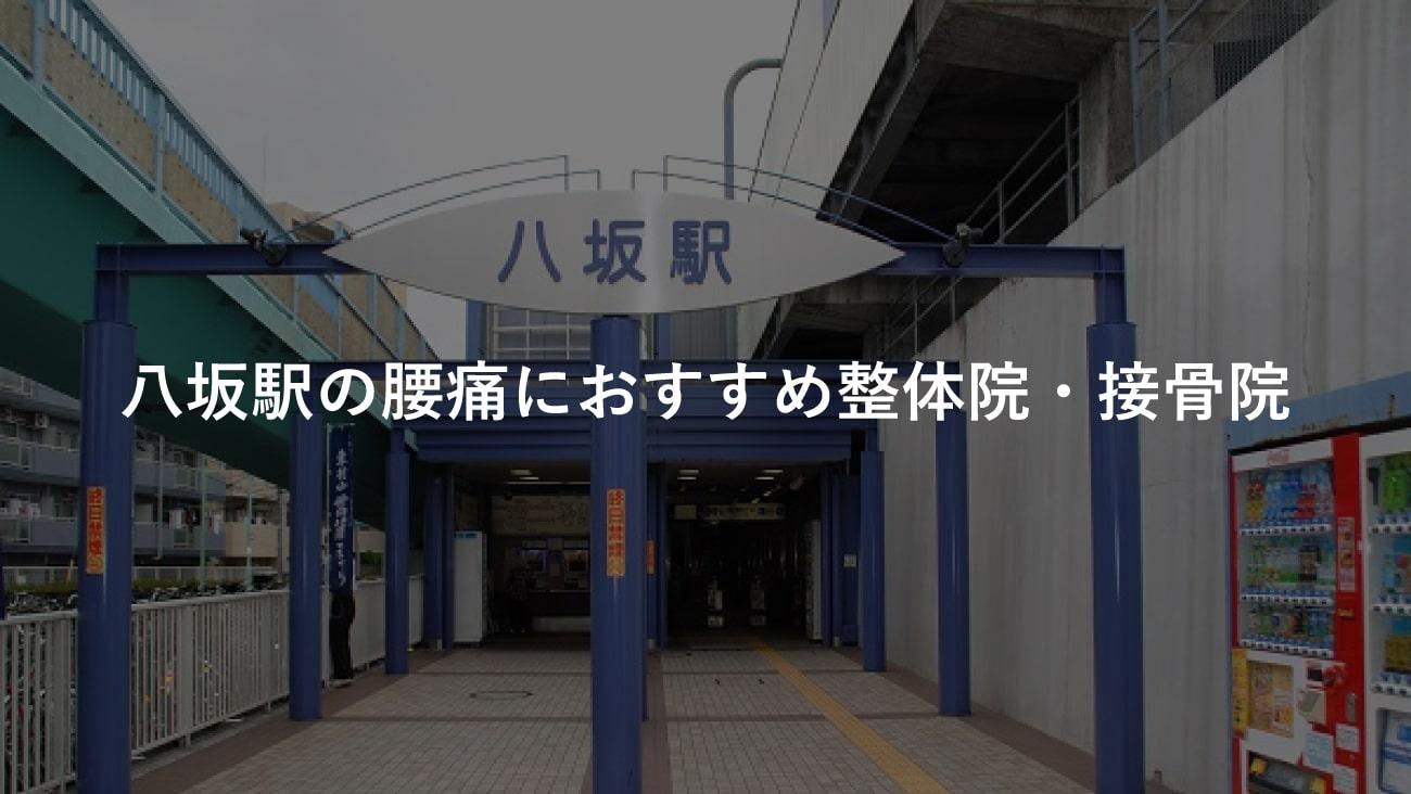 【八坂駅】周辺で腰痛におすすめの整体院・接骨院2選!のMV画像
