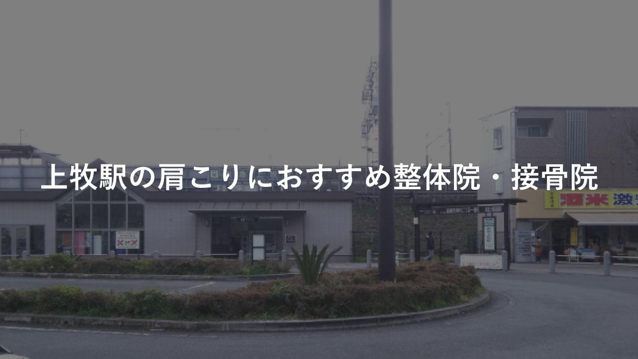 【上牧駅(大阪府)】周辺で肩こりにおすすめの整体院・接骨院2選!のMV画像