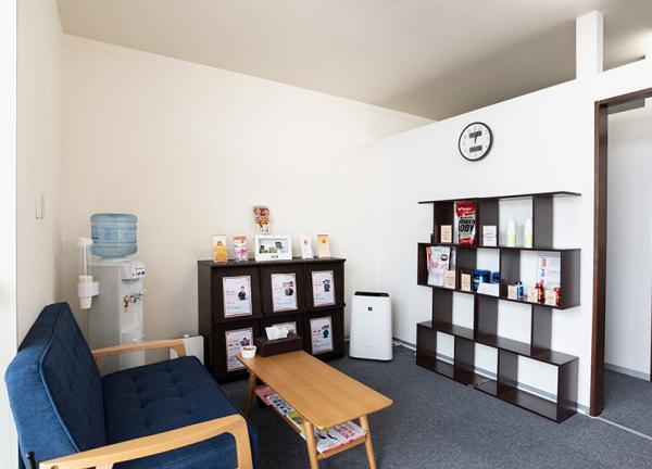 トリム佐賀の待合室画像